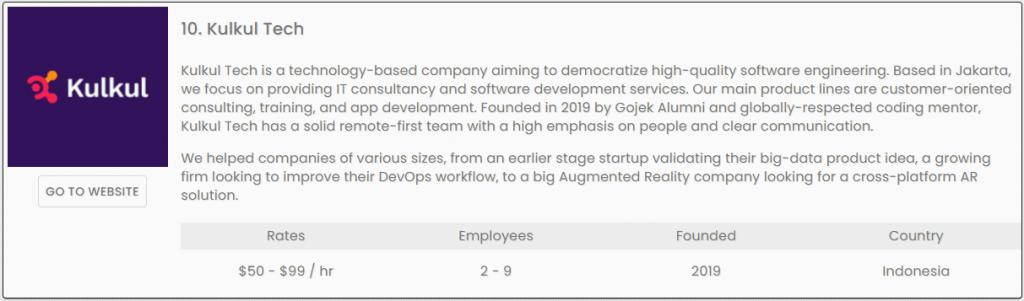 SuperbCompanies Best Data Analytics Company