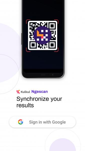 Download Ngescan app by Kulkul